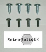 Interior Door Release, Window Winder, Door Pull Handle Screw Set -  MK1 Escort